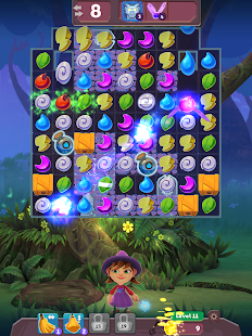 BeSwitched Magic Match 3 Screenshot