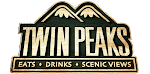 Logo for Twin Peaks - Arden Arcade