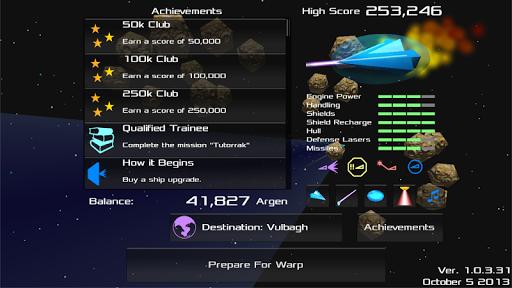 Prepare For Warp screenshot 5