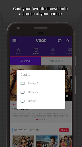 voot apk download old version