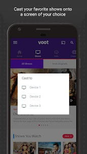 Voot TV Shows Movies Cartoons Apk 6