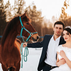 Wedding photographer Anastasiya Bogdanova (Bogdasha). Photo of 14.04.2018