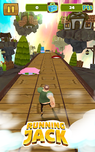 Running Jack: Super Dash Game screenshot 5