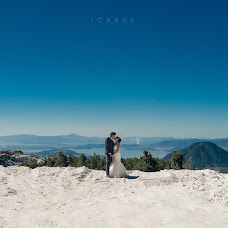 Wedding photographer Israel Reyes (ICARUS). Photo of 09.10.2017