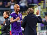 """Kompany a fait des sacrifices pour Anderlecht: """"Devenir T1 était nécessaire, j'ai renoncé à l'Euro pour ça"""""""