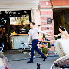 Wedding photographer Ruslana Maksimchuk (Rusl81). Photo of 09.12.2018