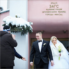 Wedding photographer Aleksandr Bychenko (Geronimo81). Photo of 28.01.2015