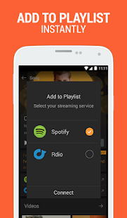 SoundHound ∞ Music Search - screenshot thumbnail