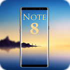 Wallpapers - Galaxy Note8 2017 Latest icon