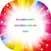 Flashlight Notification Pro