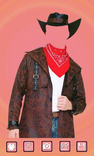 Cowboy Photo Suit