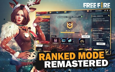 Garena Free Fire – Winterlands APK screenshot thumbnail 10