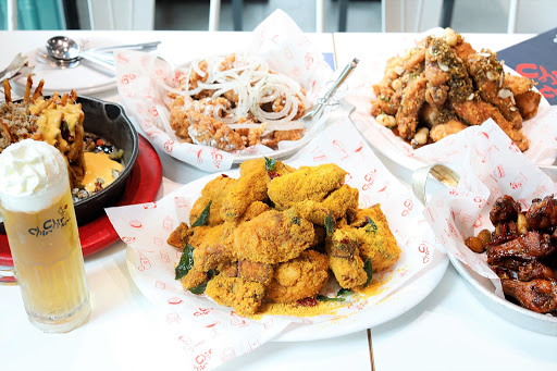 Chir Chir Fusion Chicken Factory – NEW Curry-flavoured Fried Chicken And Spicy Chilli Soy Chicken, $5 OFF Delivery Fee