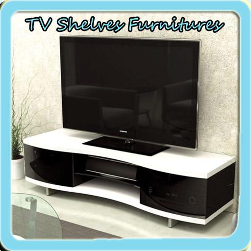 Shelves TV Furniture Ideas