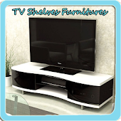 Shelves TV Furniture Ideas