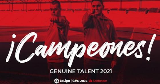 El Almería Genuine, campeón del concurso de talentos