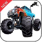 Power Truck: Extreme 4x4 Off  Road