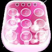 Pink Lockscreen Wallpaper