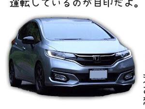 フィット GK3 13G Honda Sensingのカスタム事例画像 SAWARAさんの2019年08月14日00:29の投稿