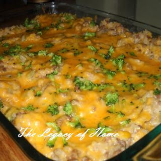Brown Rice Casserole Recipe