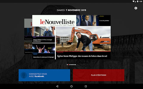 Le Nouvelliste screenshot 5