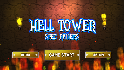 Hell tower : Spec raiders