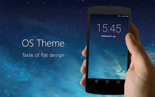 OS Launcher and Theme