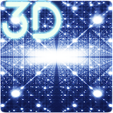 Parallax Infinite Particles 3D Live Wallpaper file APK Free for PC, smart TV Download