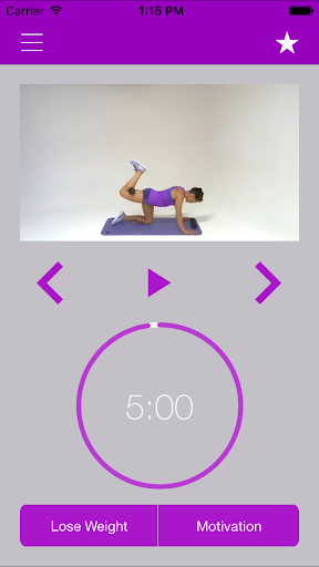 Dumbbell Exercises and Workout screenshot 3