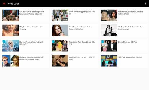 玩免費娛樂APP|下載Celebrity News -airG Buzz Feed app不用錢|硬是要APP