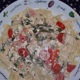 Chicken Margherita Fra Diavolo