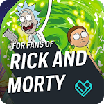 Fandom: Rick and Morty icon