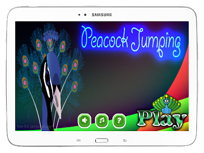 Peacock Jumping screenshot 16