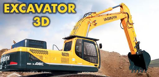 free excavator simulator