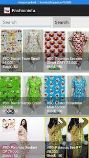 Fashionista Tanah Abang - náhled