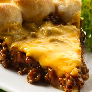 Cheeseburger Pie With Biscuits Recipes
