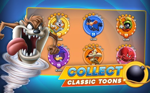 Looney Tunes™ World of Mayhem – Action RPG 18.0.0 MOD APK (Infinite Gold) 1