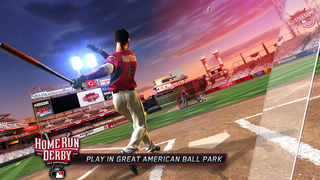 MLB.com Home Run Derby 15- screenshot
