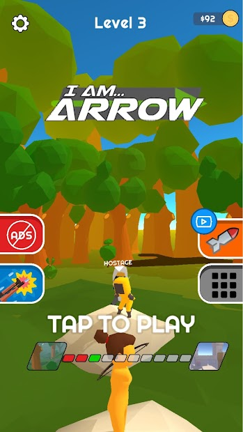 I Am Arrow