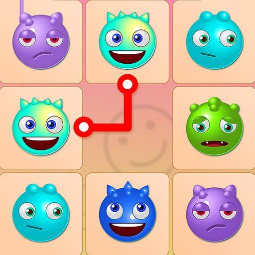 宠物连连看经典版 - 匹配的皮卡丘版游戏 棋類遊戲 App LOGO-硬是要APP