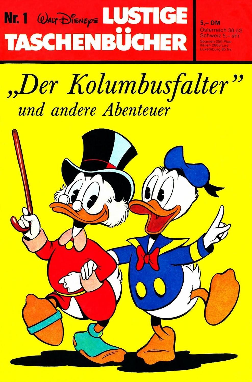 Walt Disneys Lustige Taschenbücher (001-100) (1967)