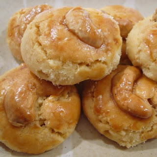 Cashew Nut Cookies Recipes.