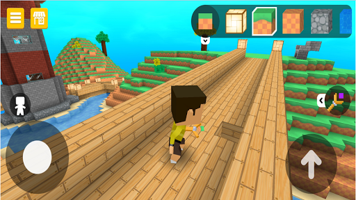 2020 Mini Craft World Block Building Simulator Game Android