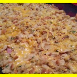 weight watchers best recipes | Skinny Chicken Cordon Bleu Bake WW PP=5