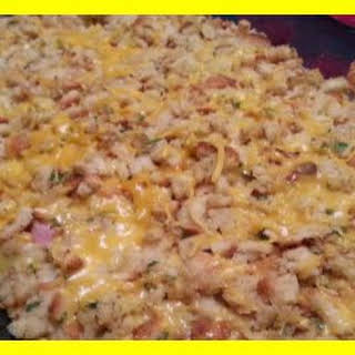 weight watchers best recipes | Skinny Chicken Cordon Bleu Bake WW PP=5.