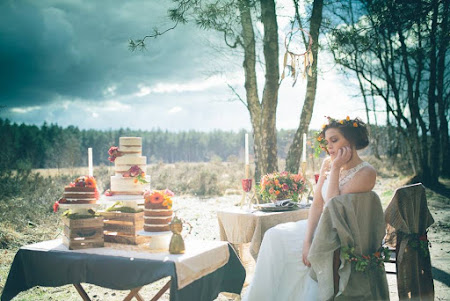 Whimsical wedding styling - Kalmthoutse Heide