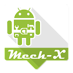 Mech-X for Zooper Widget Pro v1.9