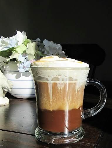 Café Dulce De Leche Recipe