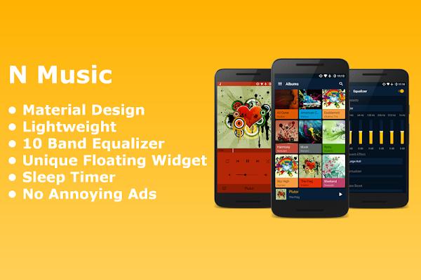 N Music(beta) - screenshot