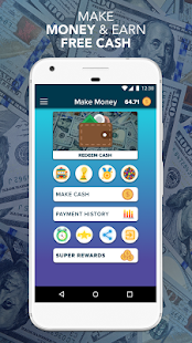 Free Cash: Make Money Online - náhled